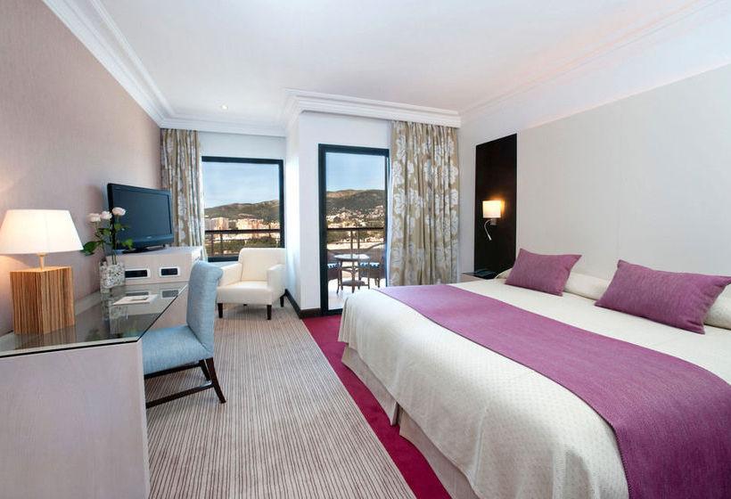 mejores hoteles de mallorca hotel gpro valparaiso palace spa palma de mallorca