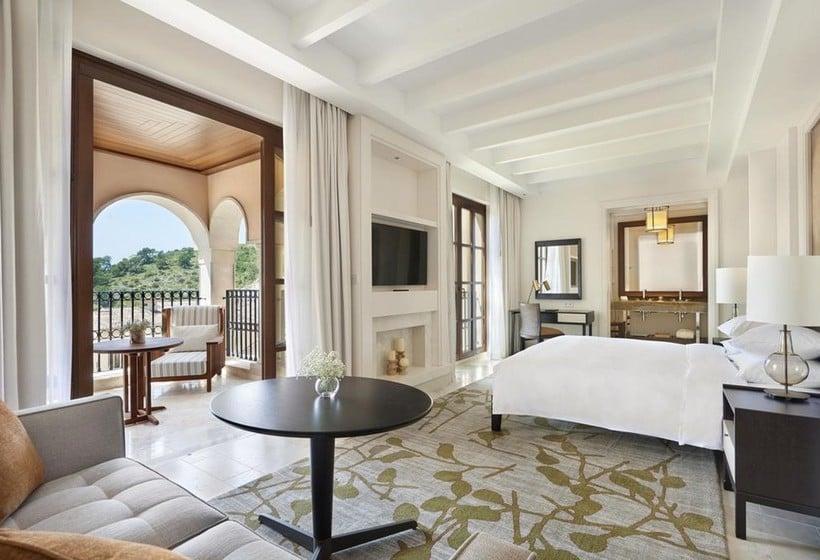 Mejores hoteles de Mallorca hotel park hyatt mallorca canyamel
