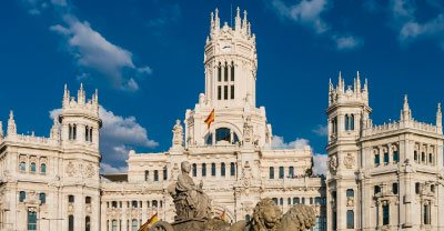 Comparador hoteles de playa en Madrid